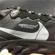 fb7fef0a9df Undercover x Nike Epic React Element 87  Black White  AQ1813-001 -
