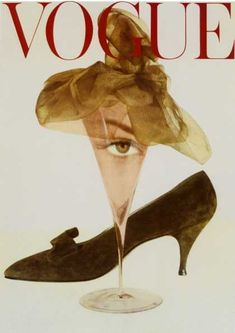 Vogue Cover, October (1957)