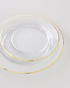 Gold Rimmed Plastic Plates. Gold Rim Plastic Disposable Plates 30 Dinner Plates and 30 & 1369 7.5