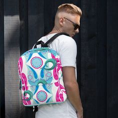 Backpack sold by Love . Shop more products from Love on Storenvy, the home of independent small businesses all over the world. Are You The One, Take That, Sports Activities, Vera Bradley Backpack, Laptop, Weather, Backpacks, Pockets, Medium