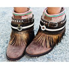 Indian Boots on Pinterest