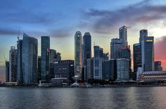 Singapore Central Business District. Image © Flickr CC user Erwin Soo. Gallery - The Top 10 Most Impactful Skylines - 8