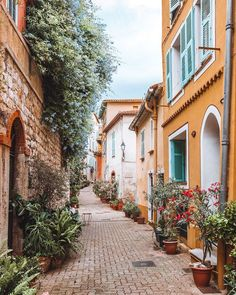 Villefranche-sur-mer in France Travel Photography Tumblr, Photography Beach, Landscape Photography, Street Photography, France Photography, Tumblr Travel, Photography Ideas, Oh The Places You'll Go, Places To Travel