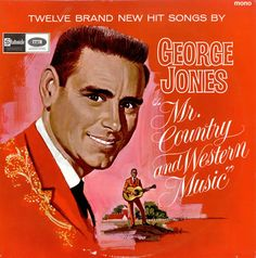George Jones - Mr Country and Western Music