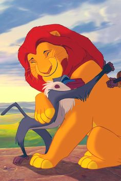 love of the Lion king for everybody