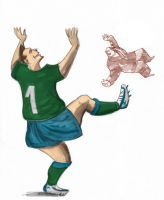 Ilustracao.portuguesa-futebol by franciscolanca