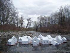 Stephanie Beck - Little Houses 2011