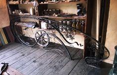 Smitt räcke, Art nouveau inspirerat Erik Bernhardsson