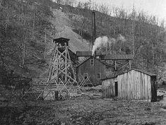 Tipple Petros Coal Co., Clinton, Anderson  County TN