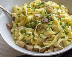 Tagliatelles aux cèpes Potato Salad, Macaroni And Cheese, Cabbage, Potatoes, Vegetables, Cooking, Ethnic Recipes, Food, Vegetarische Rezepte