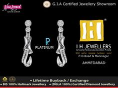 11-Sep-2015 We are Platinum Official Retailer  #PlatinumJewelry #Platinum  #IHJEWELERS #AHMADABAD #GOLDORNAMENTS  http://www.ihjewellers.com/about.php