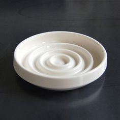 Concentric Soap Dish - Pigeon Toe Ceramics