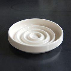 Concentric Soap Dish - Pigeon Toe Ceramics