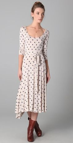Rebecca Taylor dress that I love but am too short for & can't afford.