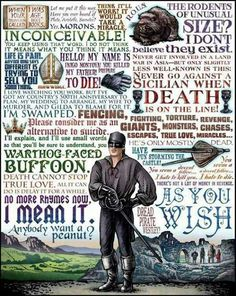I LOVE this movie and I LOVE these quotes!!!  Can totally say all of them in their voices!!!  :)