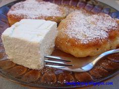 Smakowy Raj - blog kulinarny: Racuszki drożdżowe z twarogiem s. Aleksandry