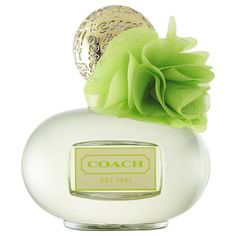 New at #Sephora: COACH Citrine Blossom Eau de Toilette #perfume