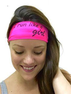Hippie Runner - I RUN LIKE A GIRL, $8.00 (http://www.hippierunner.com/i-run-like-a-girl/)