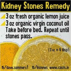 Kidney Cleanse Remedies Got kidney or even gall stone problems? Here's a quick tip for y'all - Holistic Remedies, Natural Health Remedies, Natural Cures, Natural Healing, Herbal Remedies, Natural Treatments, Kidney Detox Cleanse, Kidney Stones, Gall Stones
