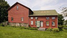 I really want a barn house
