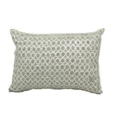 Joseph Abboud Geometric Throw Pillow