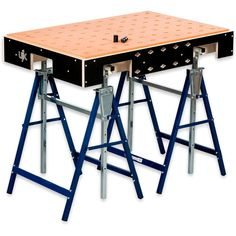 UJK Technology Multifunction Workbench for Parf Dogs - Circular Saw Accessories - Sawing - Power Tool Accessories - Accessories Building A Workbench, Workbench Top, Workbench Plans, Mobile Workbench, Folding Workbench, Industrial Workbench, Power Tool Accessories, Birch Ply, Circular Saw