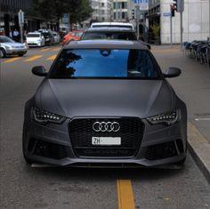 Audi RS6 … More