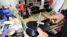 Anet A8 mantenimiento básico de la impresora 3d