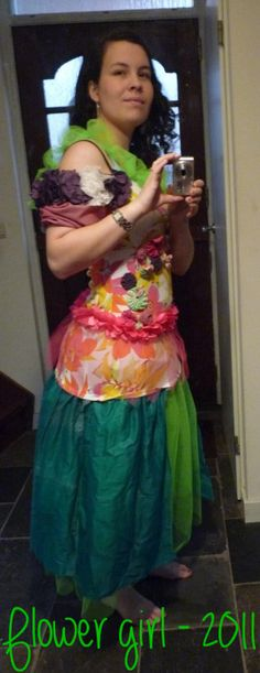 Flower Girl Carnaval 2011