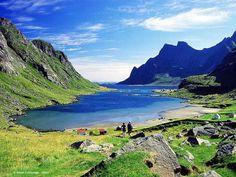 Lofoten Islands - Sørvågen