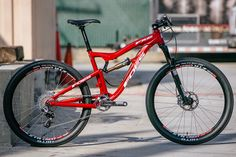 Beautiful Bicycle: FOES Shaver 27.5 FXC
