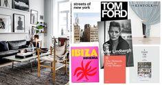 17 snygga (och läsvärda!) coffee table-böcker