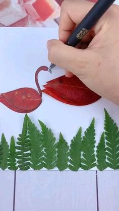 Diy Crafts Hacks, Diy Home Crafts, Diy Arts And Crafts, Paper Flowers Craft, Flower Crafts, Paper Crafts, Dinosaur Crafts Kids, Preschool Crafts, Art For Kids