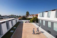 Private College in Oporto by OVAL – Avelino Oliveira
