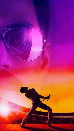 The Best Films of 2018 Rock Poster, Queens Wallpaper, Ben Hardy, Queen Pictures, Rami Malek, Queen Freddie Mercury, Queen Band, The Best Films, Killer Queen