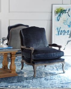 RIVERIA+BERGERE+CHAIR+at+Horchow.
