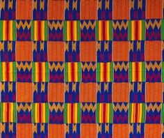 kente FABRIC from africa | Kente Cloth | Heart Language Observations