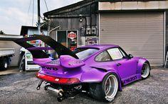 Duelo RWB em Tsukuba: é assim que anda um Porsche 911 da RAUH-Welt Begriff no…