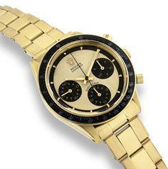Rolex Daytona Vintage, Paul Newman gold