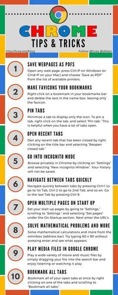 Since I will be using  chromebooks next year. Thess are great tips! Chrome Tips and Tricks Infographic