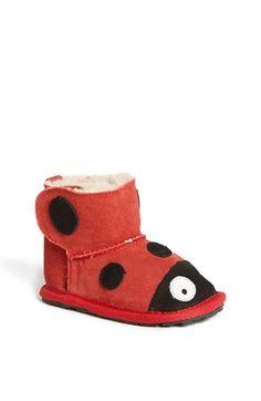 EMU Australia 'Ladybug' Boot (Baby & Walker) | Nordstrom