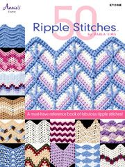 Afghan Pattern Books - Crochet afghans, baby blankets & throws with the 50 ripple stitches you'll find in this crochet book! Crochet Afghans, Crochet Zig Zag, Crochet Ripple, All Free Crochet, Crochet Books, Crochet Stitches Patterns, Cute Crochet, Crochet Crafts, Crochet Projects