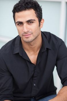 Alexander Uloom, Iraqi model, actor, writer - I've been looking for Farhan for so long, and he is perfect! I didn't plan for him to be this good looking, but this pic goes with the other one I saw that was the initial mental imaging of him but didn't have a clear view of his face. #writersareweird \ Find more characters at the Character Catalog | Dedicated to bringing writers clean images of characters and scenes, organized into categories. http://facesforyou.tumblr.com/