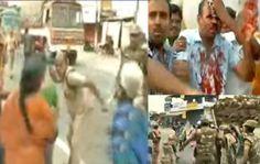 மதுக்கடைக்கு எதிராகப் போராடிய பெண்கள் மீது பொலிசார் தடியடி: பதிலுக்கு கல் வீச்சு #India #Tirupur #Yaalaruvi #யாழருவி #Tamilnadu http://www.yaalaruvi.com/archives/23117