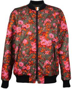 MSGM bomber jacket on shopstyle.co.uk