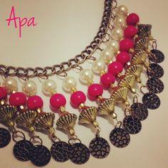 #Collar #Newww #apadiseño