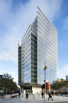 Renzo Piano Building Workshop - Projects - By Type - London Bridge Place