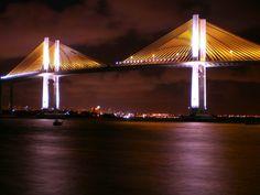 NEWTON NAVARRO BRIDGE - NATAL / RN - BRAZIL