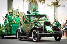 Bonne St-Patrick ! Happy St. Patrick's Day!