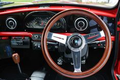 Red Mini Cooper, Mini Coopers, My Dream Car, Dream Cars, Classic Mini, Minis, Wheels, Brave, Ebay